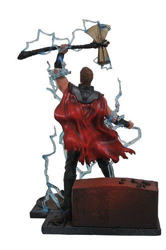 Thor Avengers: Infinity War Marvel Gallery Statue - Diamond Select Toys