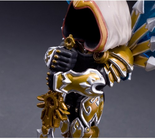 Tyrael Mini estátua Diablo III - Blizzard