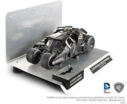 Batmovel Tumbler Batman Trilogy Hot Wheels 1:18