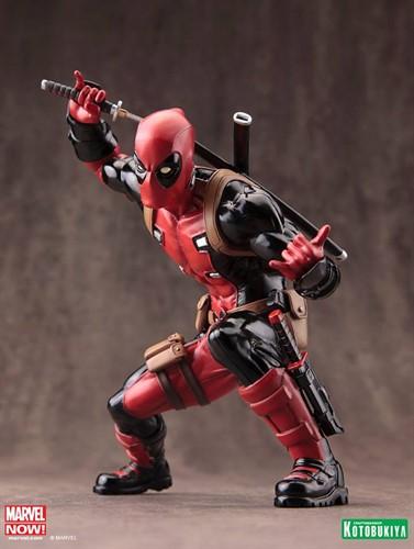 Deadpool MARVEL Escala 1/10 ArtFX+ Estátua - Kotobukiya