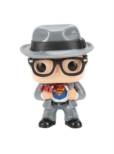 Clark Kent Superman DC Comics - Funko POP Heróis Hot Topic EXCLUSIVO