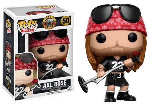 Axl Rose - Guns N Roses - Funko POP Rocks