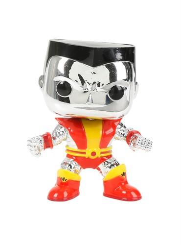 Colossus Metálico Stan Lee Comic Con EXCLUSIVO - X-Men - Funko POP Marvel Hot Topic