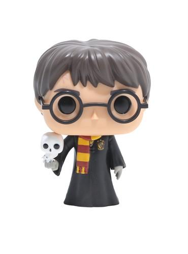 Harry Potter com Coruja Hedwig - Harry Potter - Funko POP Filmes HOT TOPIC