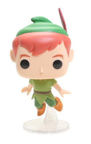 Peter Pan - Disney - Funko POP Ecclusivo HOT TOPIC