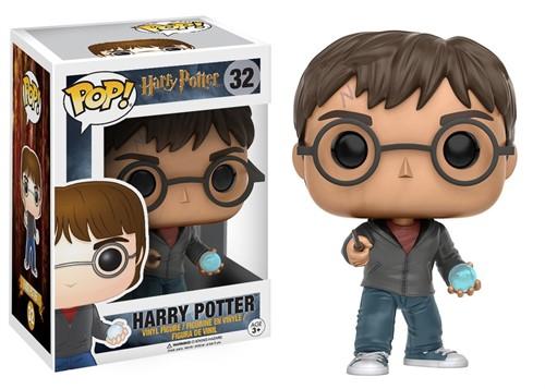Harry Potter com Profecia - Harry Potter - Funko POP Filmes