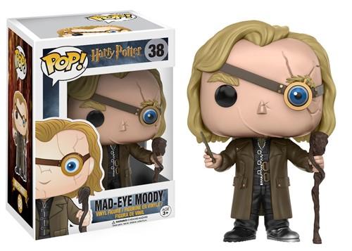 Mad-Eye Moody - Harry Potter - Funko POP Filmes