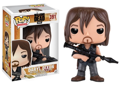 Daryl Dixon - The Walking Dead - Funko POP Televisão