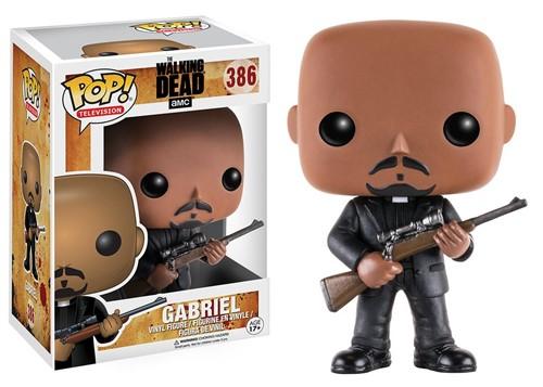 Gabriel - The Walking Dead - Funko POP Televisão
