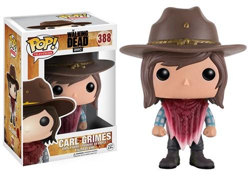Carl Grimes - The Walking Dead - Funko POP Televisão