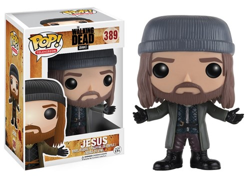 Jesus - The Walking Dead - Funko POP Televisão