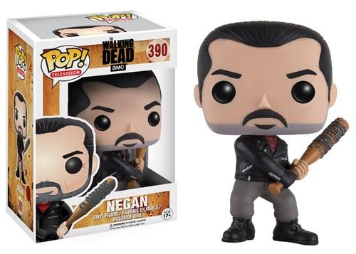 Negan - The Walking Dead - Funko POP Televisão