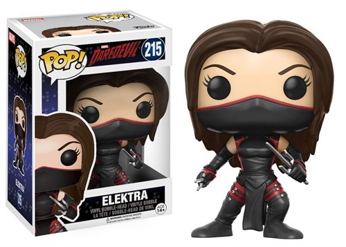 Elektra - Daredevil - Funko POP MARVEL