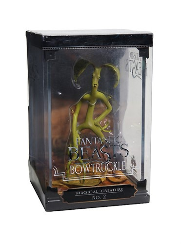 Pickett Bowtruckle Criaturas Mágicas - Magical Creatures - The Noble Collection