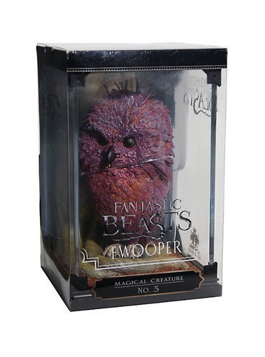 Fwooper Criaturas Mágicas - Magical Creatures - The Noble Collection