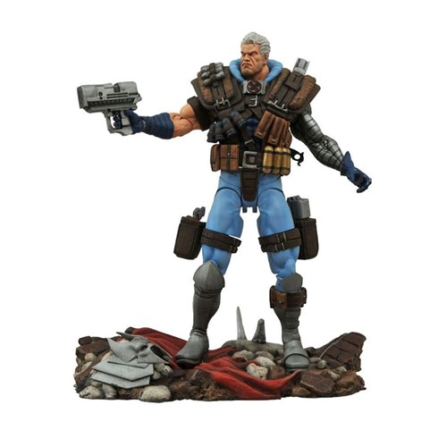 Cable X-Men - Marvel Select - Diamond Select