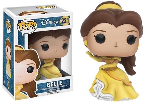 Belle - A Bela e a Fera - Princesas Disney - Funko POP Disney