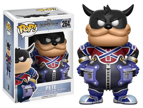 Bafo de Onça Pete - Kingdom Hearts - Funko POP Disney