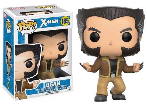 Logan - Wolverine - X-Men - Funko POP Marvel