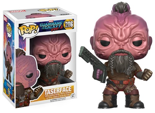 Taserface - Guardiões da Galáxia Vol. 2 - Funko POP MARVEL