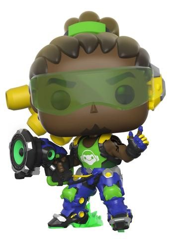 Lucio - Overwatch - Funko POP Game