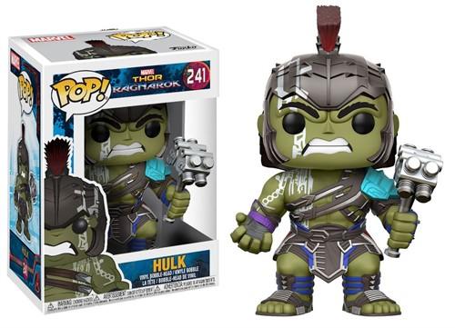Hulk Gladiador - Thor Ragnarok MARVEL - Funko POP Filmes