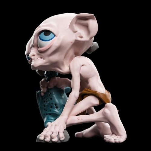 Gollum Smeagol - Mini Epics - O Senhor dos Anéis Hobbit - WETA