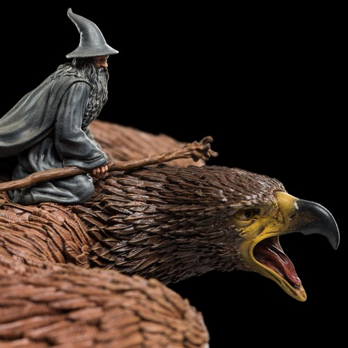 Gandalf no Gwahir - Lord Of The Rings - Senhor Dos Anéis - WETA