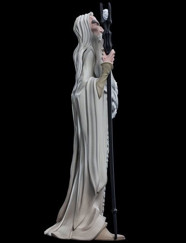 Saruman the White - Mini Epics - O Senhor dos Anéis Hobbit - WETA Workshop