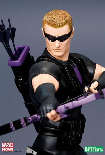 Arqueiro Hawkeye The Avengers - Marvel - Artfx+ Kotobukiya Estatua