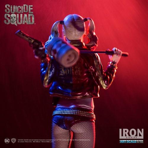 Harley Quinn Art Scale 1/10 - Suicide Squad - IRON STUDIOS