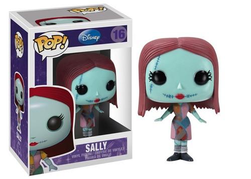 Sally - Jack Skellington - Funko POP Disney