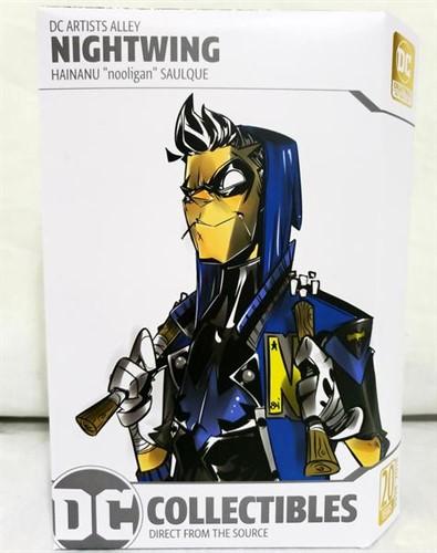 DC Artists' Alley Nightwing by Nooligan Vinyl Figure - DC Comics