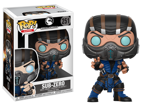 Sub-Zero - Mortal Kombat - Funko POP Games