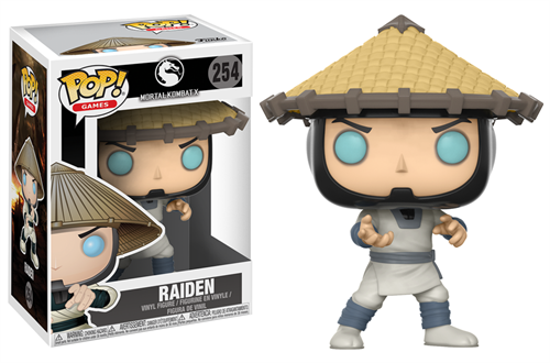 Raiden - Mortal Kombat - Funko POP Games