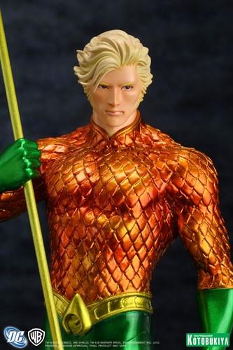 Aquaman - New 52 Liga da Justiça DC Comics - Kotobukiya