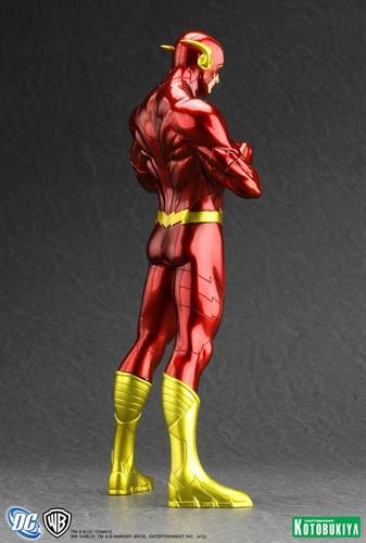 The Flash - Liga Da Justiça Dc New 52 - Kotobukiya