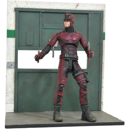 Demolidor Daredevil Netflix - Marvel Select - Diamond Select