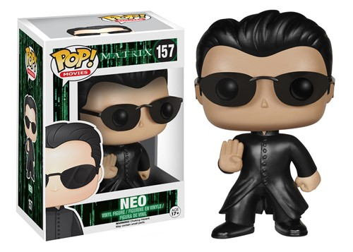 Neo - Matrix - Funko POP Filmes