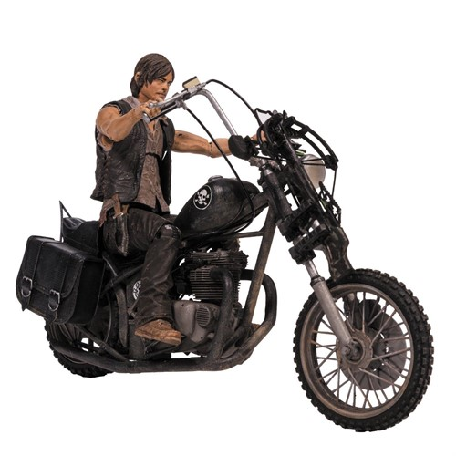 Daryl Dixon Chopper - The Walking Dead Serie 5 Mcfarlene Toys