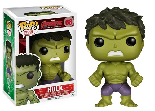 Hulk - The Avengers 2 Age of Ultron - Os Vingadores 2 - Funko POP Marvel