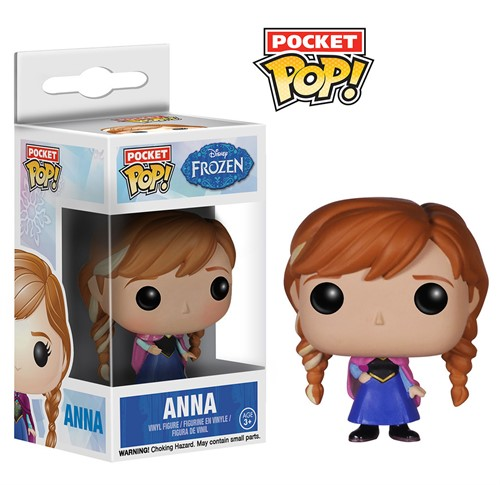Anna - Frozen Disney - Funko Pop Pocket