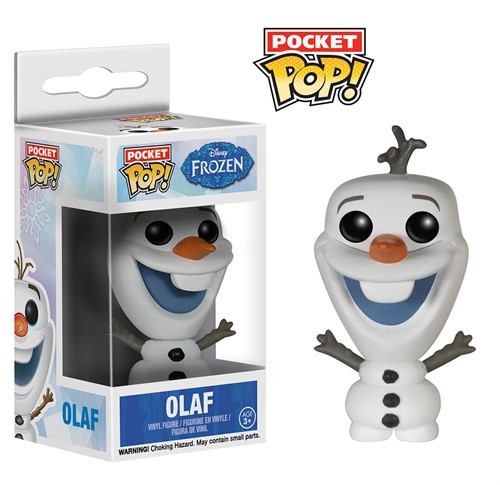 Olaf - Frozen Disney - Funko Pop Pocket