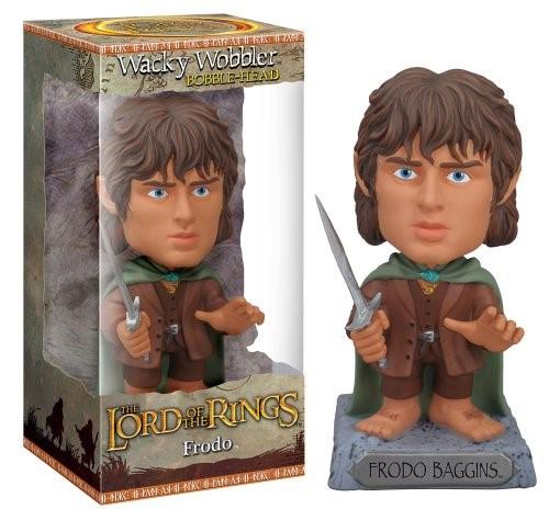 Frodo - Senhor dos Anéis - Funko Bobble Head RARO