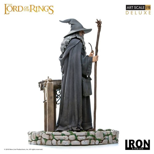 Gandalf Deluxe Art Scale 1/10 - Lord of the Rings The Hobbit - IRON STUDIOS