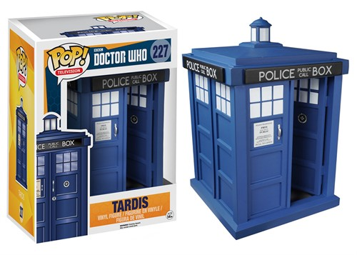 Dr Who Tardis - Funko POP Televisão