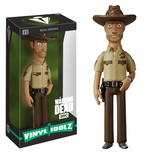 Rick Grimes - The Walking Dead - Funko Vinyl Idolz