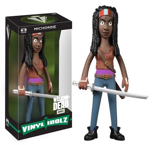 Michonne - The Walking Dead - Funko Vinyl Idolz