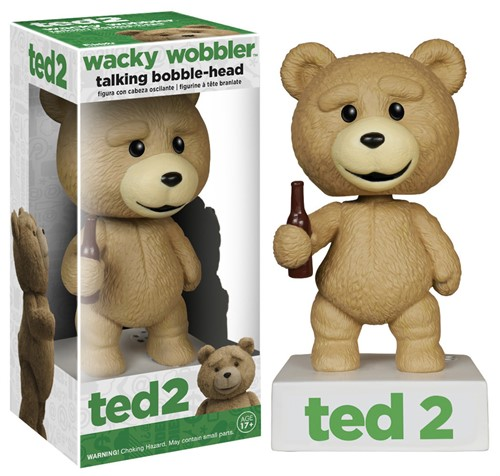 Ursinho Ted 2 Talking - Funko Bobble-Head