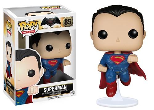 Superman - Batman vs Superman Origem da Justiça - DC Comics Funko POP Filmes